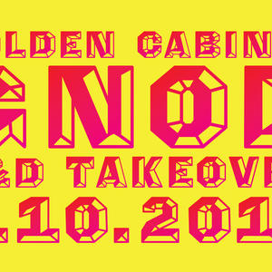 GNOD R&D Takeover - Golden Cabinet's 5th Birthday Bash at Golden Cabinet